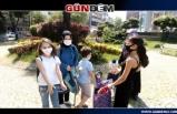 Zonguldak'ta Çocuklar Haftalar Sonra Dışarı Çıktı...