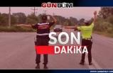 Zonguldak'ta Polis ve Jandarma işbaşında...