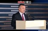 Türkmen, Zonguldak'ın kurtuluşunu kutlayıp, Uzun Mehmet'i andı