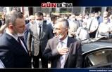 Vali Bektaş, törenle Ankara'ya uğurlandı