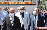 VALİ TUTULMAZ ZONGULDAK EREĞLİ'DE