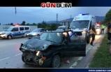 Zincirleme trafik kazası!...