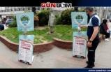 Zonguldak'ta Duyarsızlık yapılıyor