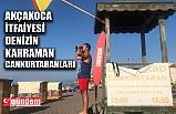38 KM'LİK SAHİL ONLARA EMANET