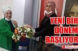 ARIMAN GÖREVİNİ, ERBAY'A DEVRETTİ