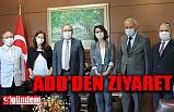 ADD'DEN VALİ TUTULMAZ'A ZİYARET