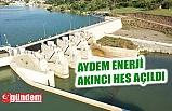 AYDEM ENERJİ' DEN DEVASA ENERJI YATIRIMI
