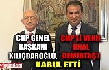 CHP GENEL BAŞKANI KILIÇDAROĞLU, CHP'Lİ VEKİL DEMİRTAŞ'I KABUL ETTİ