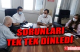 HALK GÜNÜ TOPLANTISI GERÇEKLEŞTİRİLDİ