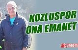 KOZLU BELEDİYESPOR'UN HOCASI BELLİ OLDU