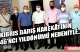 SAADET PARTİSİNDEN MUHARİP GAZİLER DERNEĞİ'NE ZİYARET