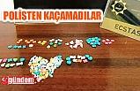UYUŞTURUCU OPERASYONUNDA POLİSTEN KAÇAMADILAR