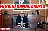 VALİ TUTULMAZ, KURBAN BAYRAMINI KUTLADI