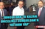 ZTSO BAŞKANI DEMİRDEN AKBAL'A ZİYARET