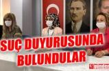 AK PARTİ KADIN KOLLARI SUÇ DUYURUSUNDA BULUNDU