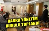 BAKKA Ağustos Ayı Yönetim Kurulu Toplantısı Yapıldı