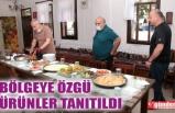 DEVREK'E ÖZGÜ ÜRÜNLER TANITILDI
