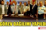 TGC BASIN VAKFI'NDA GÖREV DAĞILIMI GERÇEKLEŞTİRİLDİ
