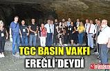 TGC BASIN VAKFI EREĞLİ'DEYDİ...