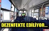 ZONGULDAK'TA DEZENFEKTE ÇALIŞMALARI DEVAM EDİYOR
