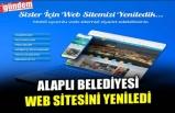 ALAPLI BELEDİYESİ WEB SİTESİNİ YENİLEDİ