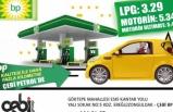 ÇEBİ GRUP BP İLE DEPOLAR İNDİRİMLİ YAKIT İLE DOLUYOR