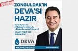 ALİ BABACAN ZONGULDAK'A GELİYOR