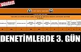 DENETİMLERİN 3. GÜNÜNDE FABRİKALAR DENETLENDİ