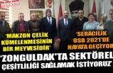 """""""Filyos Zonguldak'ın geriye gidişini durduracak ve çıkışa geçirecek projedir"""""""