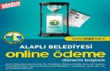ALAPLI'DA E-BELEDİYE DÖNEMİ BAŞLADI...