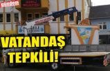 ATM CİHAZI KALDIRILDI, VATANDAŞ TEPKİLİ!