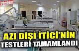 AZI DİŞİ İTİCİ'NİN  TESTLERİ TAMAMLANDI
