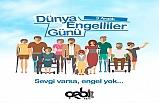 Çebi Grup CEO su Yasin Hamzaçebi'in 03 Aralık Dünya Engelliler Günü mesajı
