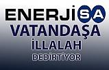 Enerjisa'ya  tepki Esnaf ve vatandaş mağdur, elektrikler yok