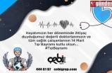 ÇEBİ GRUP'TAN 14 MART TIP BAYRAMI KUTLAMASI