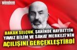 MEDEM, İSTİKLAL MARŞI'NIN KABULÜNÜ KUTLADI