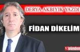 FİDAN DİKELİM