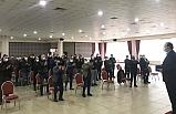 GENEL BAŞKAN YARDIMCISI ERDAL, ANKARAYA'YA DÖNDÜ