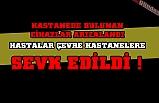 HASTANEDE BULUNAN CİHAZLAR ARIZALANDI !