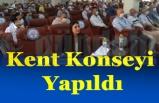 Kent Konseyi'nin Seçimli Olağan Genel Kurul Toplantısı Yapıldı
