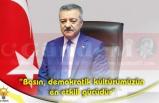 AK Parti Milletvekili Polat Türkmen Basın Bayramını Kutladı