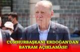 Cumhurbaşkanı Erdoğan, Kurşunlu Camii'nde Cuma Namazı Kıldı.
