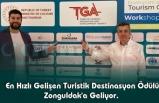 En Hızlı Gelişen Turistik Destinasyon Ödülü  Zonguldak'a Geliyor.