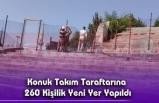 Karaelmas Kemal Köksal Stadyumunda Düzenleme
