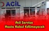 Zonguldak Atatürk Devlet Hastanesi'nde Yoğunluk!