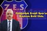 Zonguldak Ereğli Spor'un Başkanı Belli Oldu.