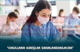 Bakan Özer'den Yüz Yüze Eğitim Açıklaması