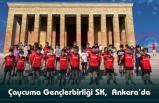 Çaycuma Gençlerbirliği SK,  Ankara' da