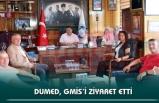 DUMED, GMİS'İ ZİYARET ETTİ