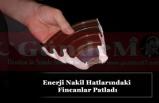 Enerji Nakil Hatlarındaki Fincanlar Patladı
